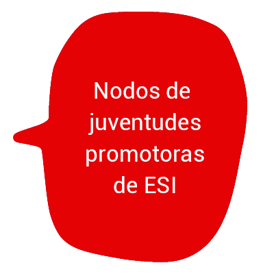 Nodos de juventudes promotoras de ESI